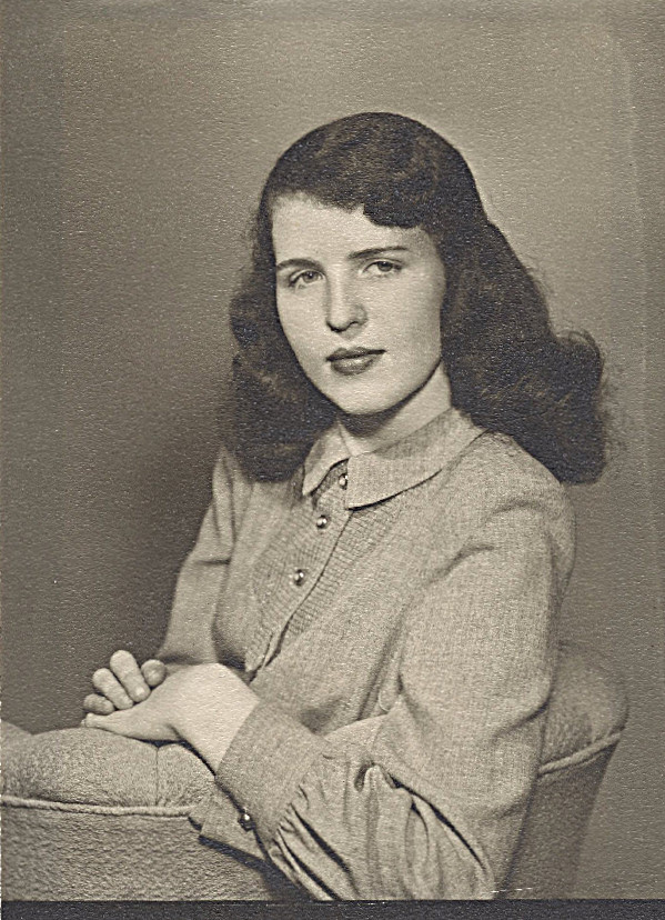 1943 Mother's senior picture