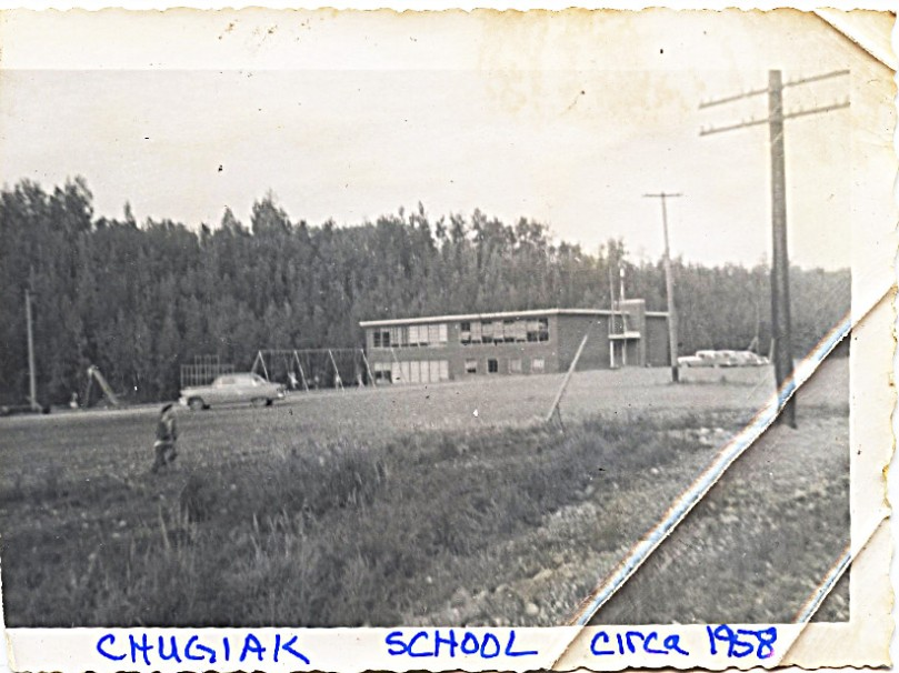 1958 old Chugiak high school