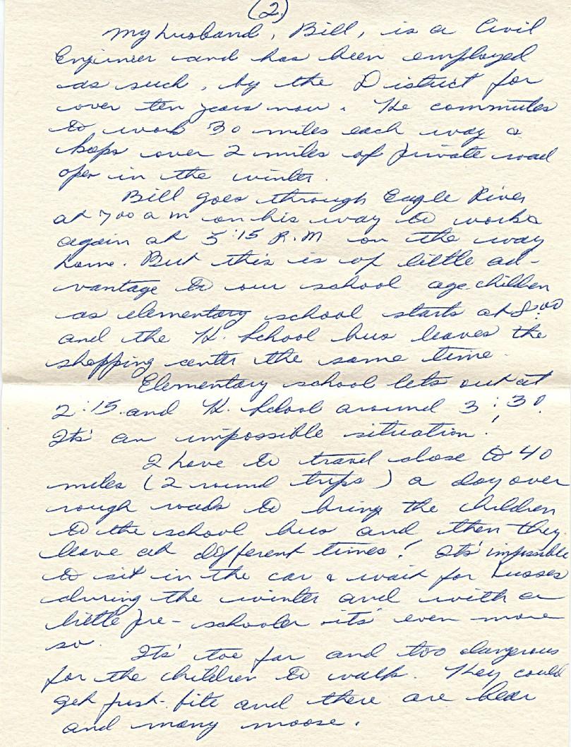 2 1967 mom's hwy letter