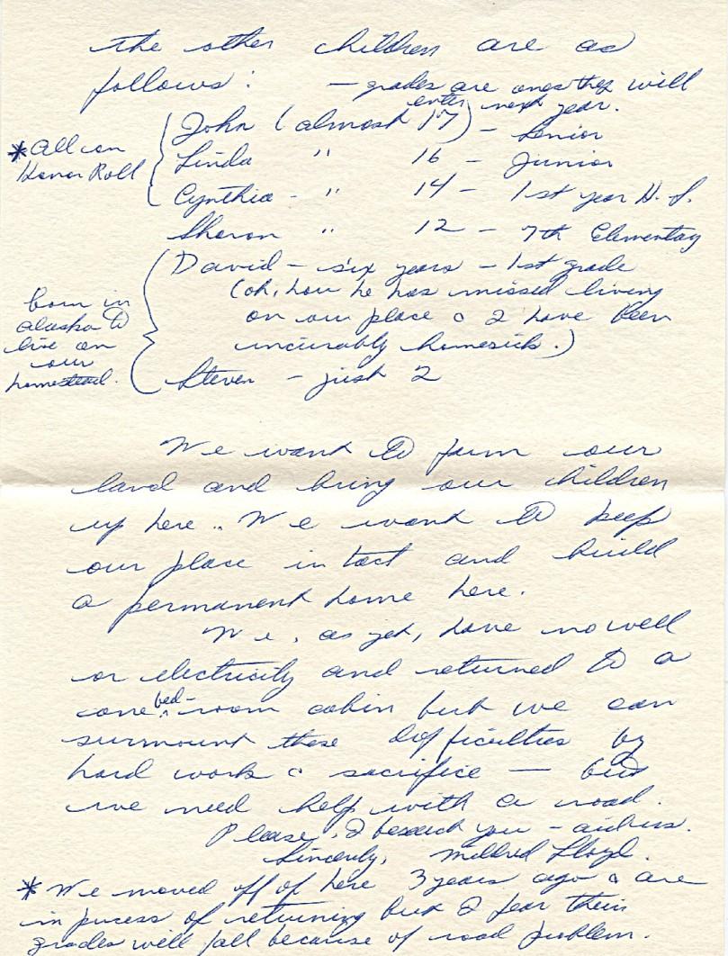 4 1967 mom's hwy letter