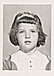 I turned 5 the day before kindergarten -- in Glendora, CA before move to Alaska