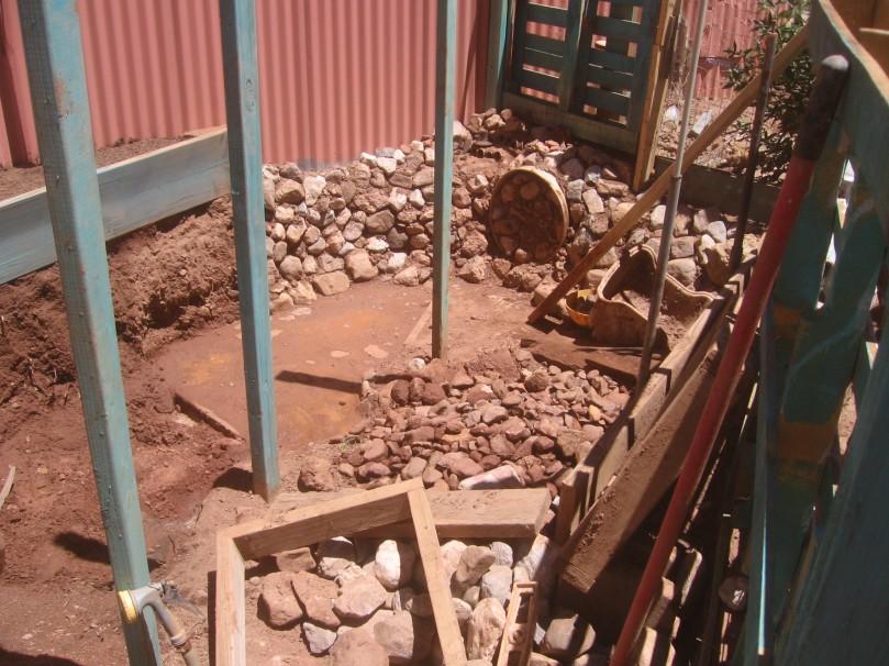 adobe hole floor progress