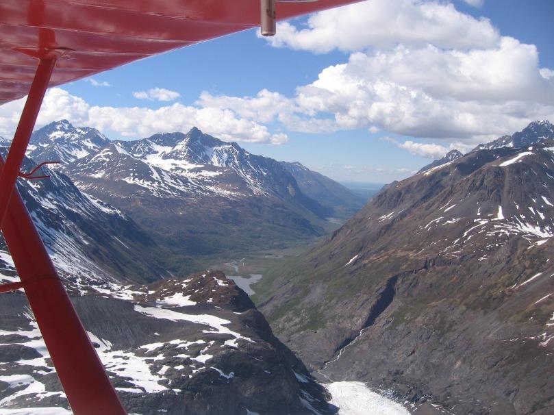 06 2013 valley alaska ER glacier view to inlet