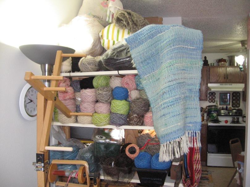mess warp yarn 1
